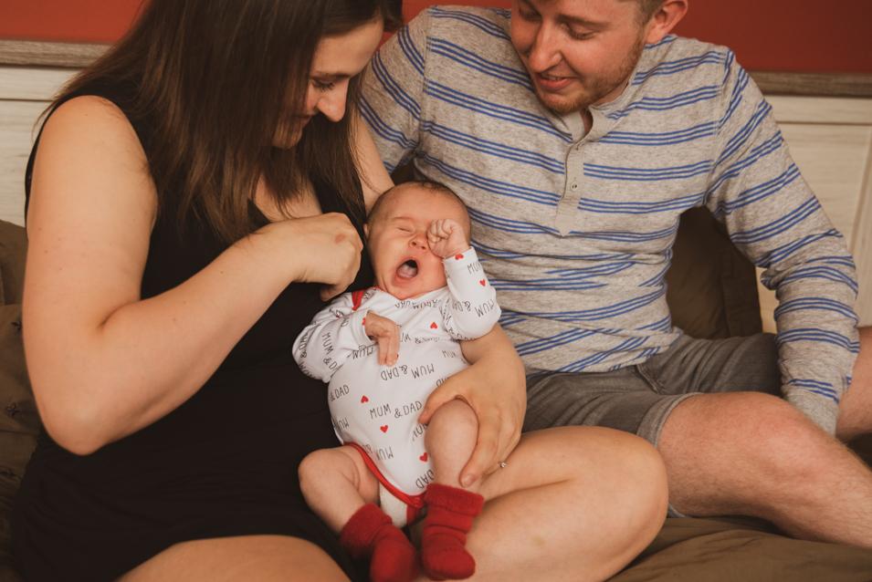 Newborn Lifestyle fotografie - DoulaGraaf
