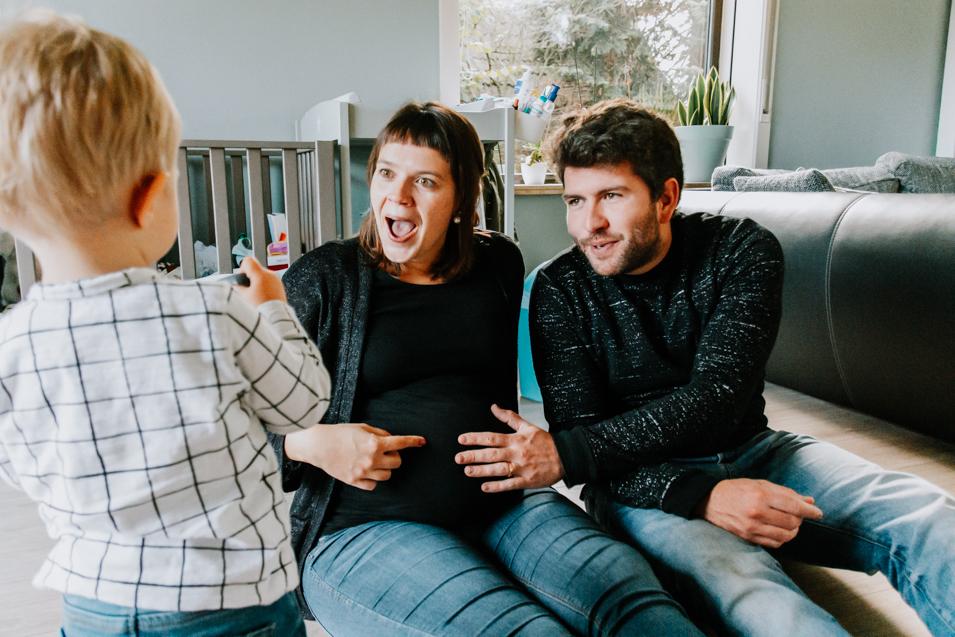 Lifestyle zwangerschapsreportage - DoulaGraaf